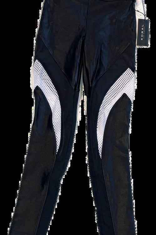 Womens Koral Frame High Rise Leggings (HFKOR-A2083HC45)