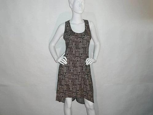 Kavu Womens Jocelyn Glow Moon Vibes Summer Dress (ELAV-KA6013-1213)