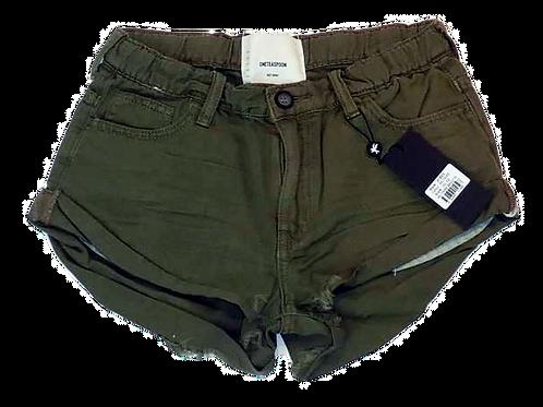 Kids One Teaspoon Militaire Bandits Shorts (HFOT-21853)