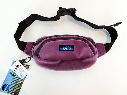 Kavu Cord Spectator Belt Bag Fanny Pack Accessory Orchid Haze (ELAV-9248-1154)