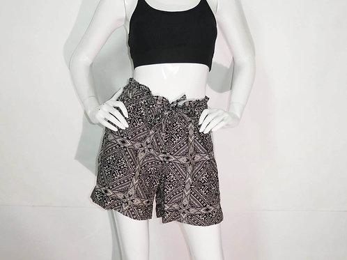 Kavu Womens Hopper High Waist Relax Fit Summer Shorts (ELAV-KA6103-898)