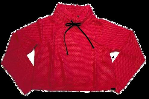 Womens Koral Pump Netz Pullover (HFKOR-A4089K09)