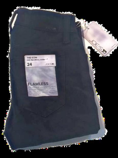 Womens Joe Jeans The Icon Mid-Rise Skinny Flawless Ankle Jean (HFJOE-SQCSED5968)
