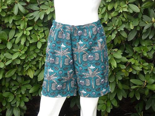 Kavu Mens Sound Wax N'Wonder Shorts/Swim Shorts-Quick Dry (ELAV-KA486-1221)