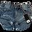 Thumbnail: Kids One Teaspoon Bandit Denim Shorts (HFOT-21126)