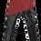 Thumbnail: Womens Koral Deuces Shantung High Rise Leggings (HFKOR-A2474HQ11)