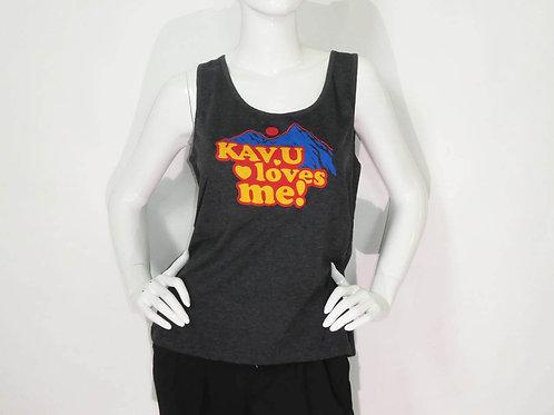 Kavu Womens Heartland Tank Shadow (ELAV-KA2044-411)