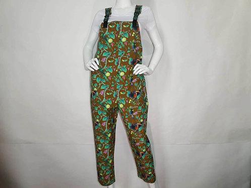 Kavu Womens San Blas Rainforest Quick Dry Summer Jumpsuit (ELAV-KA6094-1441)