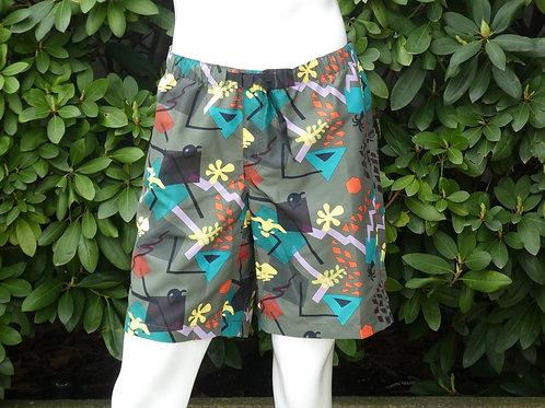 Kavu Mens Salty Sailor Casual Shorts or Swim Shorts -Quick Dry (ELAV-KA485-1186)