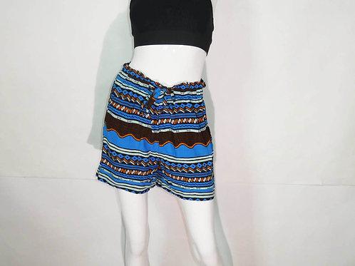 Kavu Womens Hopper High Waist Relax Fit Summer Shorts (ELAV-KA6103-893)