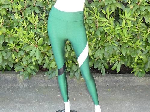 Womens Koral Aello Shantung High Rise Leggings (HFKOR-A2492HQ11)