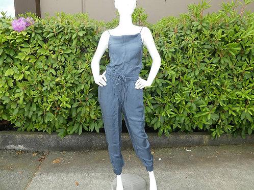 Womens Cinq a Sept.nyc Finnley Twill Jumpsuit (HF5A7-ZP325304Z)