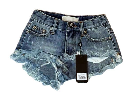 Kids One Teaspoon Denim Shorts (HFOT-21128)