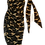 Thumbnail: Womens Ronny Kobo Zoey Cheetah Dress  (HFRK-0481613CHC)