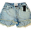 Thumbnail: Womens One Teaspoon Trucker Shorts (HFOT-22981)
