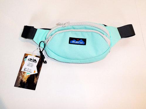 Kavu Spectator Belt Bag Fanny Pack Accessory Hyper Aqua (ELAV-9065-1167)