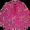 Thumbnail: Womens Generation Love Birdy Floral Blazer (HFGL-SU20303)