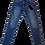 Thumbnail: Womens One Teaspoon Freebirds II High Waist Jean (HFOT-22273)