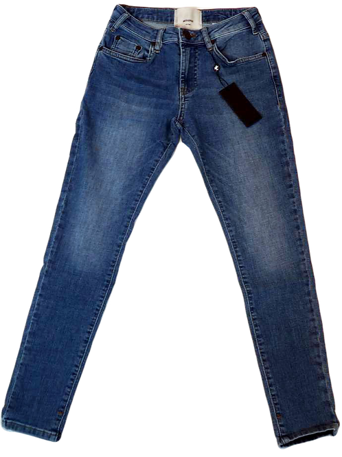 Womens One Teaspoon Freebirds II High Waist Jean (HFOT-22273)