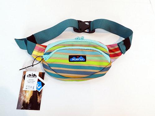 Kavu Spectator Belt Bag Fanny Pack Accessory Summer Stripe (ELAV-9065-1172)