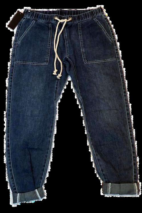 Womens One Teaspoon Rodeo Blue Shabbies Jean (HFOT-22947)