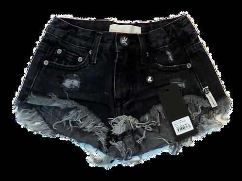 Kids One Teaspoon Denim Shorts (HFOT-21290)