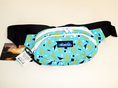 Kavu Spectator  Belt Bag Fanny Pack Accessory Cactus Confetti (ELAV-9204-1181)