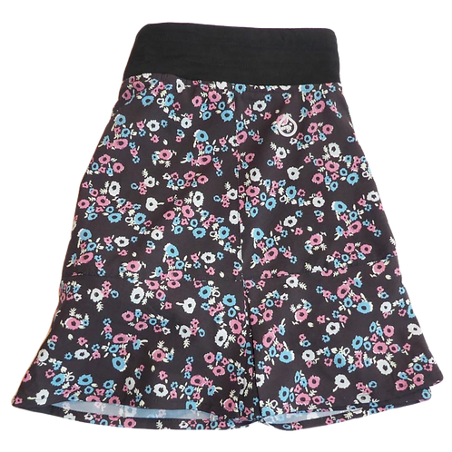 Tasc Performance Womens Rhythm II Tennis Skirt Floral Print (ELAV-TW557P)