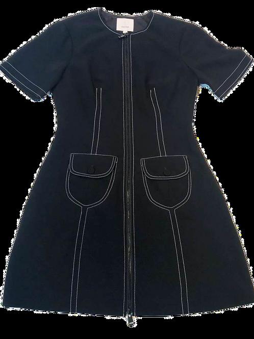 Womens Cinq a Sept.nyc Caroline Dress (HF5A7-ZD10161319Z)