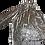 Thumbnail: Womens Generation Love Gemma Metallic Halter Top with Tie (HFGL-F19242)