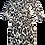 Thumbnail: Womens Ronny Kobo Jade Leopard Print Midi Dress (HFRK-9781617PLJ)