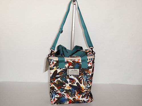 Kavu Insulated Island Canopy Takeout Tote W/Adjustable Strap (ELAV-9186-1170)