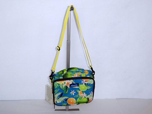 Kavu Insulated Ocean Citrus Lunch Box W/Adjustable Strap (ELAV-9017-1169)