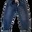 Thumbnail: Womens One Teaspoon Shabbies Drawstring Jean (HFOT-22585)