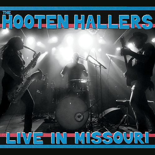 Live In Missouri CD