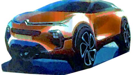 La future Citroën C4 sera-t-elle comme ça ?