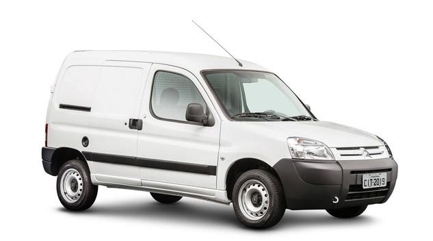 Au Brésil, le Citroën Berlingo 1ère génération..... fait son retour