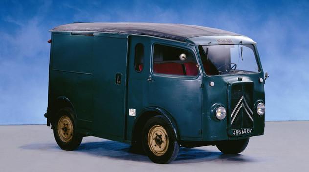 Spéciale Centenaire Citroën : Le TUB