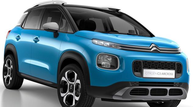 Citroën débarque en Inde avec les C3 et C3 Aircross