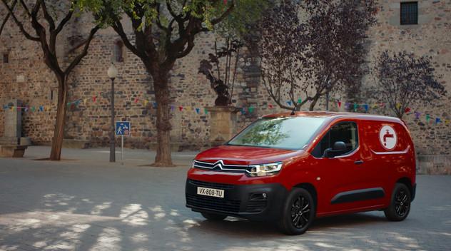 Une nouvelle campagne de pub pour les utilitaires Citroën