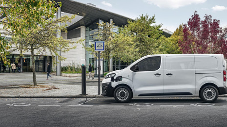 Citroën ë-Jumpy : la production a démarré