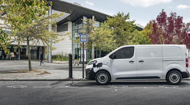 Le Citroën Jumpy proposera bientôt une pile à combustible
