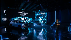 DS lance le DS7 Crossback hybride en Argentine