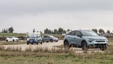 Citroën C4 : Les jurés espagnols la teste pour la Voiture de l'Année