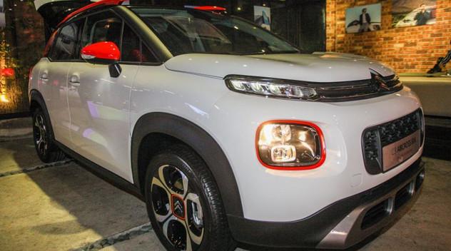 Citroën lance le C3 Aircross en Malaisie