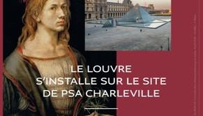 PSA : Une exposition du Louvre dans l'usine de Charleville-Mézières
