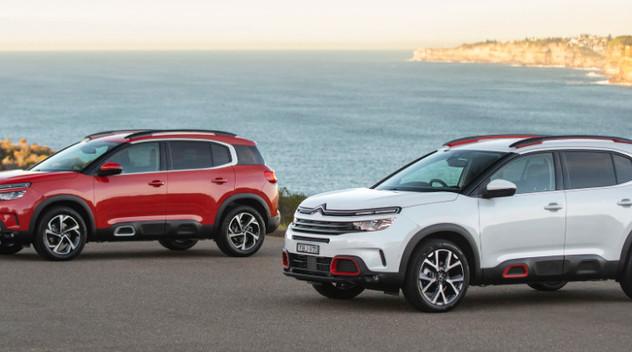 Citroën C5 Aircross : Le bilan des ventes en France