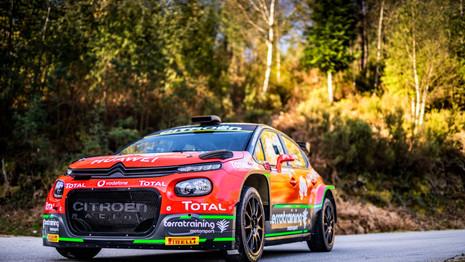 La Citroën C3 Rally2 engagée sur tous les continents en 2021