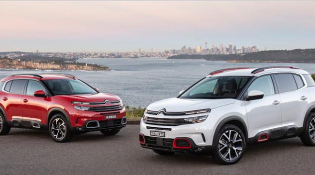 Citroën remanie la gamme du C5 Aircross