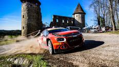 Citroën C3 Rally 2 wins Rally Croatia